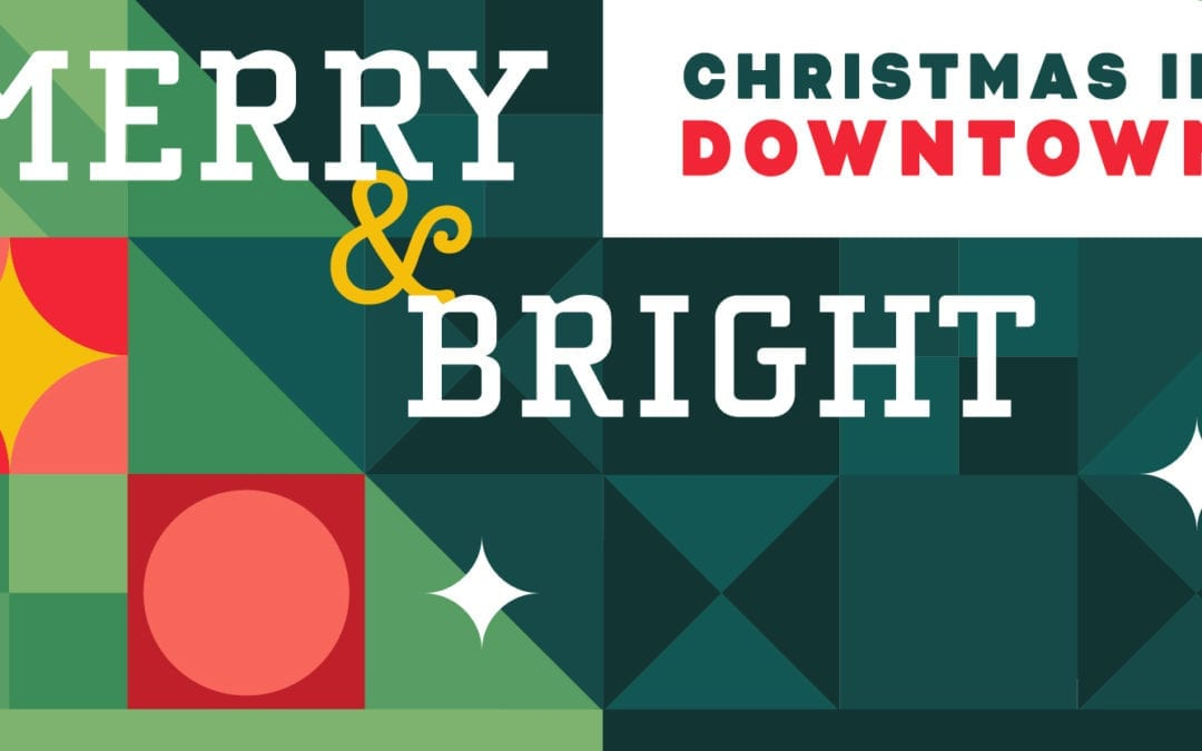 "Downtown Lafayette to become the ""Merry & Bright"" destination for the Christmas season"